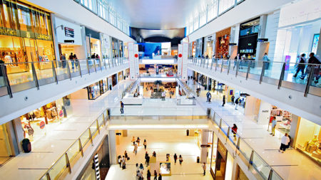 Latvia has the smallest sales space among all Baltic states